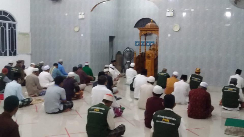 Banyak kegiatan yang bisa dilakukan di akhir pekan, seperti yang dilakukan Bakal Calon Wali Kota Batam Ahmad Hijazi.