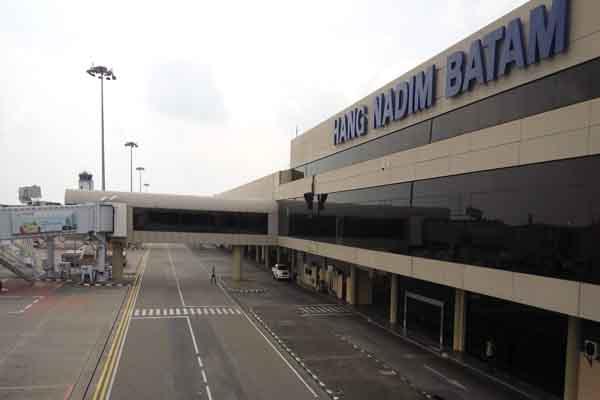 Bandara Internasional Hang Nadim Batam bakal miliki Taxiway dan Apron 04, bahkan proses pembangunan hari ini, Kamis (30/7/2020) sudah dimulai.